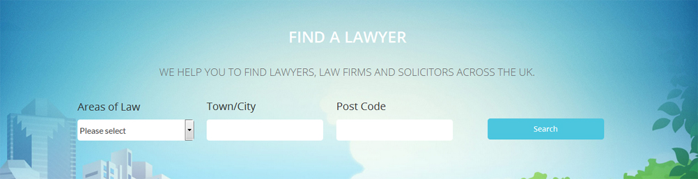 Find a Lawyer in The UK Solicitor