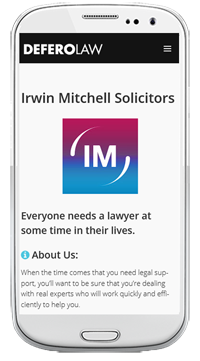 Mobile-Solicitors-website